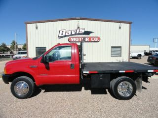 F450 4WD 7 3 Powerstroke Turbo Diesel Low Miles 1 Texas Owner Single Regular 4x4