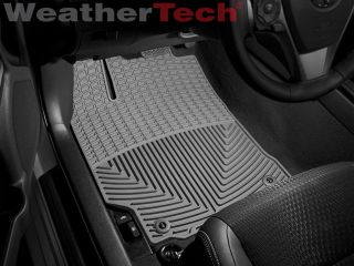 Weathertech® All Weather Floor Mats Toyota Camry 2012 2014 Grey