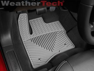 Weathertech® All Weather Floor Mats Ford Taurus 2010 2011 Grey