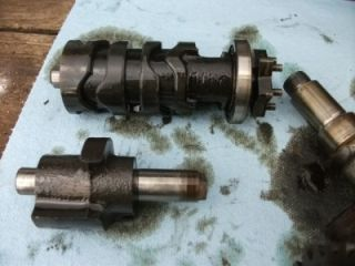 Yamaha Warrior 350 Engine Transmission Gears All