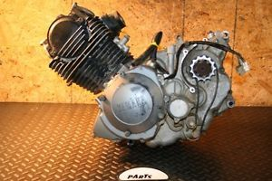Yamaha Warrior 350 Engine