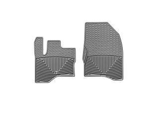 Weathertech® All Weather Floor Mats 2009 2011 Ford Flex Grey