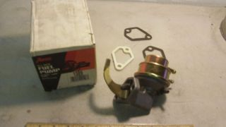 1985 1989 Isuzu I Mark Chevrolet Geo Spectrum Mechanical Fuel Pump