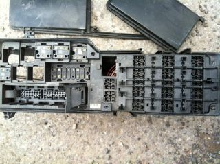 W202 Mercedes Benz C36 AMG Engine Fuse Box C200 C220 C280