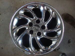1997 1998 Lincoln Mark VIII LSC Chrome 16'' Wheel