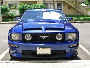 2005 2009 Ford Mustang GT s Trufiber RAM Air Body Kit Hood