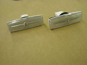 Ford 1983 Thunderbird Heritage Roof Side Ornaments Lights Lamps T Bird