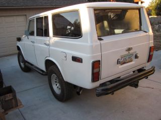 1979 Toyota Land Cruiser Base Sport Utility 4 Door V8 RARE 4 Door