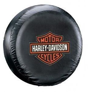 New Harley Davidson Spare Tire Cover Car Jeep RV camper Trailer Wheel Covers Cap