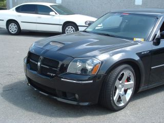 2005 2007 Dodge Magnum SRT8 Style Functional RAM Air Hood Body Kit