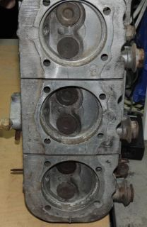 RARE 1964 Corvair Monza 110HP Horse Power Engine Alum Cylinder Head 3819876