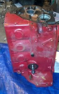 Volvo Penta Good AQ130 C AQ 130 C B20 Engine Motor Block Rear Thrust 1970