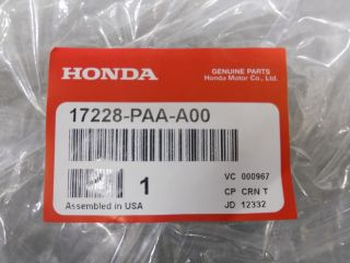 1998 2000 Genuine Honda Accord 4CYL Air Cleaner Intake Hose Tube 17228 PAA A00