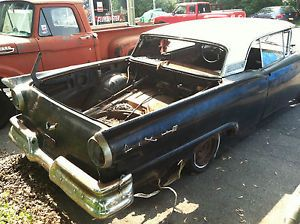 1957 Ford Skyliner Retractable Fairlane 500 Parts Car Y Block Convertible