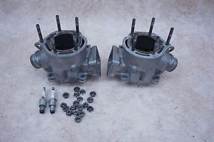 1993 93 Yamaha Banshee YFZ 350 YFZ350 Engine Cylinders Top End Jugs