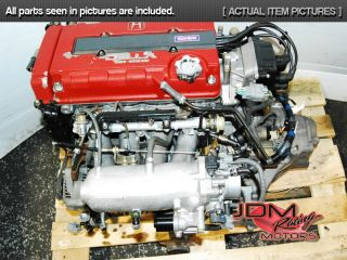 JDM B18C Spec R 98 Engine B18C5 Motor S80 N3E LSD Transmission 4 7 Final Drive