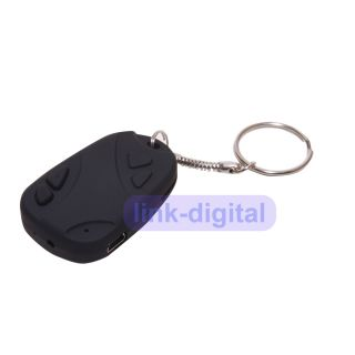 Mini Key Chain DV Spy Camera Hidden DVR Cam Video Recorder Camcorder HD 720x480