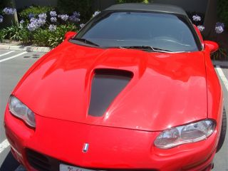 1998 2002 Chevy Camaro SS Trufiber RAM Air Body Kit Hood