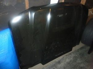 2004 Silverado 2500HD Black RAM Air Hood Non Functional