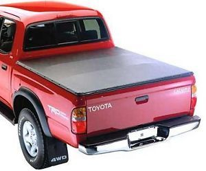 Snap on Tonneau Cover Truck Bed Cover for 04 13 Chevy Colorado Crew Cab 5' Bed