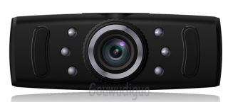 New HD 1920X1080P 6 LED Motion Detection Car DVR Audio Video Recorder Camera