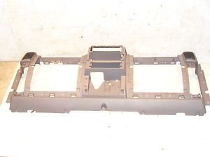 Jeep Wrangler TJ Dash Bezel Cover Light Gray 97 02 Overlay Mist