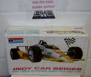 Monogram 2792 Mac Tools Indy Car Series Model Car gms Customs Collection Kit