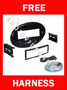 96 97 98 99 1997 Ford Taurus Car Radio Install Dash Kit