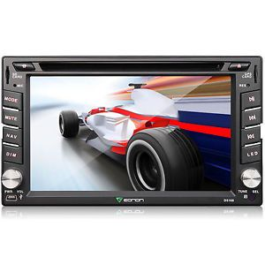 Nissan Double DIN Car GPS System DVD Player Bluetooth Touch 3D Dual Zone Stereo