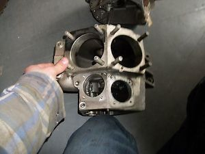Harley Davidson Shovelhead Engine Cases