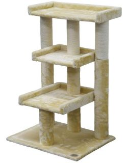Cat Tree House Toy Bed Scratcher Post Furniture F101