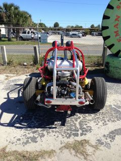 Custom Built Sand Rail Dune Buggy