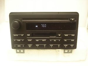 Lincoln Aviator Ford Expedition Radio Stereo Receiver Tape CD Player Factory
