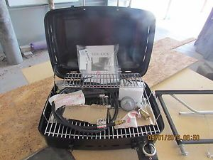 New RV Exterior Sidekick Grill Stove for camper Toy Hauler and Pop UPS