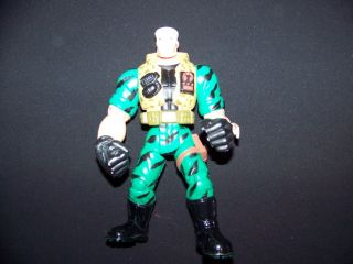 "Small Soldiers 7"" Chip Hazard 1998 Hasbro Loose Action Figure"