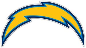 "San Diego Chargers NFL Football Car Bumper Notebook Window Sticker Decal 5""X4"""