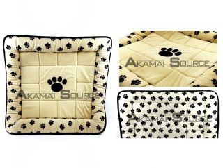 "30"" x 30"" Pad Large Pet Bed House Dog Cat Puppy Kitten Home Gift Idea Woman Wife"