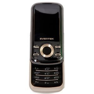 Evertek E300 Double Sim Cell Phone World's Smallest Dual Sim Phone with Manual