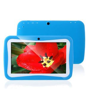 "7"" Android 4 0 Preschool Education Fun Capacitive Tablet PC Pad 4GB Child Day"