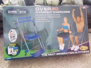 Chair Gym Personal Exercise Resistance Rehab Rehabilitation System Program