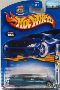 Hot Wheels Sentinel 400 Diecast Car