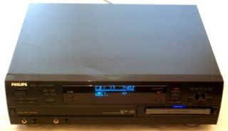 Philips Digital CDR785 CD Recorder with 3 Disc Changer Please Read Description