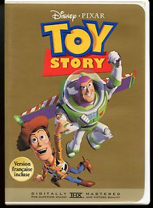 Disney's Toy Story 2001 Release DVD Like New 786936151053