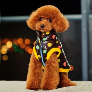 Cute Pet Dog Clothes Western Style MA3 JIA3 Bow Costume Apparel