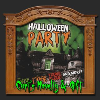Halloween Party Music CD Haunted House Spooky Prop