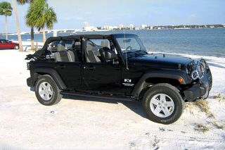 Jeep Wrangler 4 Door Running Board