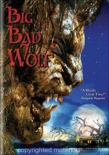 Big Bad Wolf Busty Shannon Malone Gory Werewolf vs Sexy Screamers Wolfman DVD