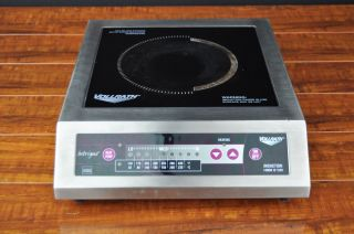 Vollrath Intrigue Commercial Countertop Induction Range Hot Plate Repair