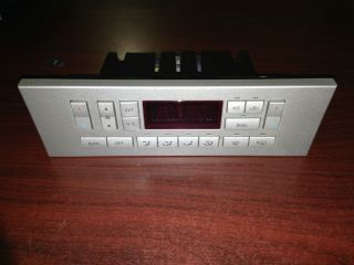 2004 Lincoln Navigator Front Climate Control Temperature Unit