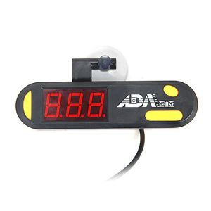 New High Performance Aquarium Fish Tank LED Digital Underwater Thermometer Plug